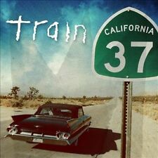 California 37 by Train (CD, 2012, Columbia (USA)) BRAND NEW SEALED