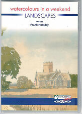 Watercolours in a Weekend. Landscapes with Frank Halliday - 2005 DVD