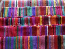 4X6 Area Rug Hand Loomed Rag Rug Cotton Reversible Carpet Boho Throw Runner