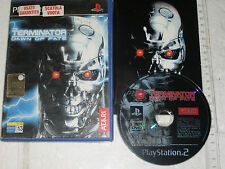 GIOCO PLAYSTATION 2 THE TERMINATOR DAWN OF FATE - PS2