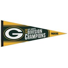 2014 NFC NORTH CHAMPIONS Green Bay Packers, 12x30 Premium Pennant