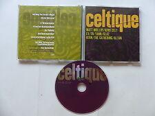 CD Album Compil CELTIQUE  MATT MOLLOY  TRI YANN  AFRO CELT  GLAZ visa 4042 promo