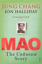 Mao: The Unknown Story by Jung Chang, Jon Halliday - Paperback -  Biography