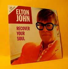Cardsleeve Single CD Elton John Recover Your Soul 2TR 1997 Soft Rock