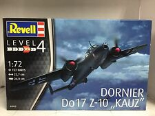"+++ Revell 03933 Dornier Do17 Z-10 ""KAUZ"" 1:72"