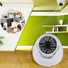 3.6mm 48-LED Array Infrared Nightvision IR-CUT Waterproof Security Camera FO