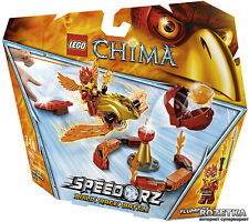 LEGO CHIMA SET 70155 INFERNO PIT BRAND NEW SEALED BOX RETIRED FLUMINOX