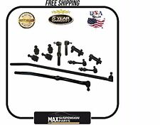 Dodge Ram 1500 & 2500 Front Steering Tie Rod Ends Ball Joints Sway Bar Link