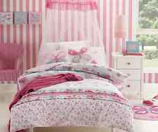 Jiggle Giggle Girls Katie Butterfly Double Bed Quilt Cover Set