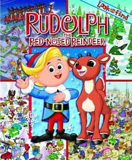 Look and Find: Rudolph the Red-Nosed Reindeer