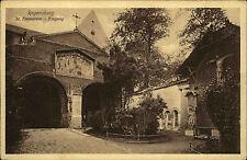 Regensburg Bayern Oberpfalz ~1910 St. Emmeram Eingang Kirche Verlag Dr. Trenkler