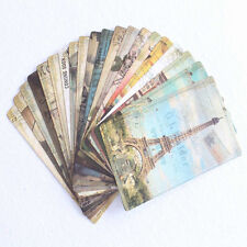 1Set/32pcs Vintage Travel Landscape Postcard Greeting Card Gift Cards