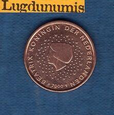 Pays Bas 2000 - 5 centimes d'Euro - Pièce neuve de rouleau - Netherlands