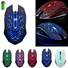 2400DPI Wireless 7D Rechargeable 2.4GHz 6 Buttons Optical USB Gaming Mouse Mice