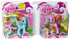 MLP FIM G4 My Little Pony Int'l Exclusive Promo Pack w/ Rainbow Flash ULTRA RARE