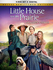 Little House on the Prairie Season 3 [Deluxe Remastered Edition - DVD + Digit...