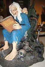 GRAPHITTI & BOWEN DESINGS TALES FROM: THE CRYPT KEEPER STATUE Maquette EC Comics