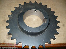"""Martin 120-26 Roller Chain Sprocket, Type B, 4-5/8"""" Bore, New"""
