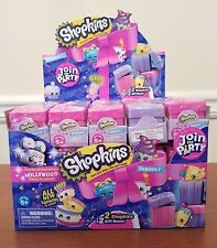 Lot of 30 Season 7 Shopkins Blind Party Gift Boxes New Sealed FULL CASE