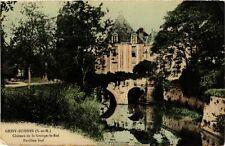 CPA  Grisy-Suisnes (S.-et-M.) -Cháteau de la Grange-le-Roi -Pavillon Sud(249676)