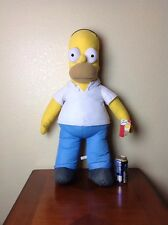 "31"" Tall The Simpsons Homer Jumbo Plush W/ Tags Large 2015 Official Stuffed Toy"