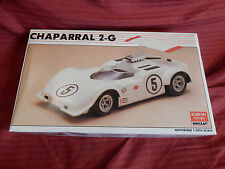 1/24 Academy Minicraft Motorized Chaparral 2 G w/ Driver  # CA002 OB