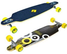 "Atom Drop Through 36"" Longboard Yellow"