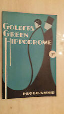 1936 GOLDERS GREEN HIPPODROME: BARRIE LIVESEY & MARJORIE MARS in LINE ENGAGED