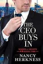 Wager of Hearts: The CEO Buys In 1 by Nancy Herkness (2015, Paperback)