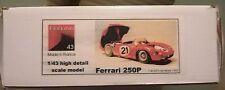 1/43 Feeling 43; FERRARI 250P 1963  - Ultimate 1:43rd kit - amazing detail: NEW