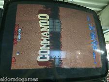 COMMANDO Capcom NON Jamma PCB Board GUARANTEED WORKING Arcade #2544