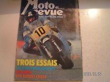 **e Moto revue n°2247 KTM 125 cc de route / 350 Jawa / 370 Suzuki Cross