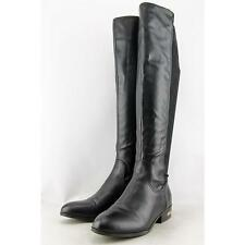 Marc Fisher Pheonix 3 Women US 8.5 Black Over the Knee Boot Pre Owned  1719