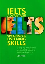 Guide to IELTS ADVANTAGE SPEAKING & LISTENING SKILLS with Key +Audio CD @New@