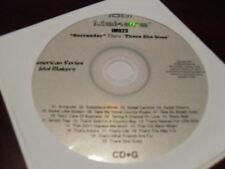 IDOL MAKERS KARAOKE IM023 SURRENDER THRU THERE SHE GOES CD+G