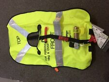CHALLENGER  LIFEJACKET-150 NEWTON-GAS / MANUAL -USED