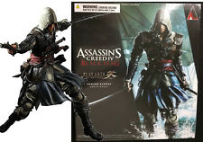 "PLAY ARTS KAI Edward Kenway Assassin's Creed Black Flag 10"" ACTION FIGURE"