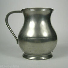 Pewter Stein Cup Meeuws and Zoon Den Haag Holland Vintage Decor Netherlands