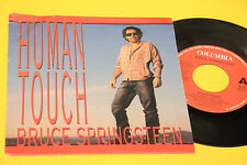 """BRUCE SPRINGSTEEN 7"""" HUMAN TOUCH ORIG HOLLAND EX"""