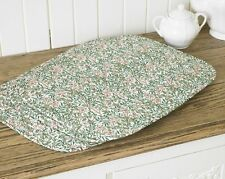 William Morris Sweet Briar Pack De 4 Algodón Floral Manteles Individuales