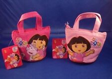 12 pcs Nick Jr Dora the Explorer Mini Purse Hand Bag Girls Birthday Party Favor