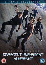 DIVERGENT/INSURGENT/ALLEGIANT TRIPLE *PreOrder ONLY - Release date 11/07/2016*
