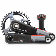 SRAM XX1 Mountain Bike 11-Speed Crankset // 34T // 175mm // Q156