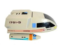 Vintage 1992 Star Trek Enterprise Shuttlecraft 1701-D
