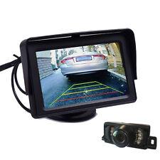 """170° CMOS Auto Rückfahr Kamera System Nachtsicht Mit 4.3"""" LCD Bildschirm Monitor"""