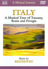 Musical Journey: Italy - Tuscany, Rome and Perugia DVD NEW