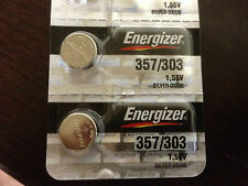 USA Authorized Seller Three a 357/303 ENERGIZER SR44SW SR44W EPX76 LR44 Battery