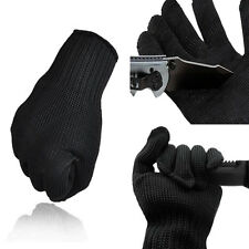 Safety Cut Proof Stab Resistant Stainless Steel Wire Metal Mesh Butcher Gloves#E