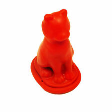 Plaster of Paris or Candle Latex Rubber Mould Cat Large