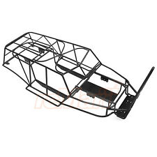 Xtra Speed V Steel Cage Chassis Black Axial Wraith 4WD 1:10 RC Cars #XS-AW230053